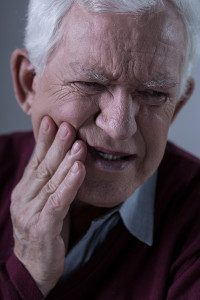 Tooth Decay due to Ageing